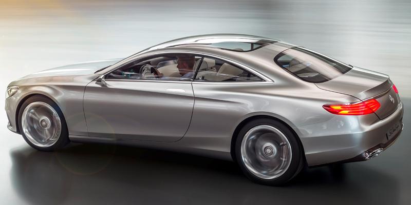 Foto de - mercedes concept-clase-s-coupe