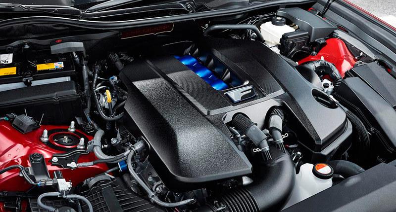 Двигатель Lexus GS F