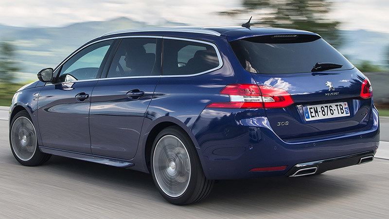 2018 peugeot 308 sw. interesting 308 2018 peugeot 308 sw vs 2017 skoda octavia combi  1 download image  800 x 450 on