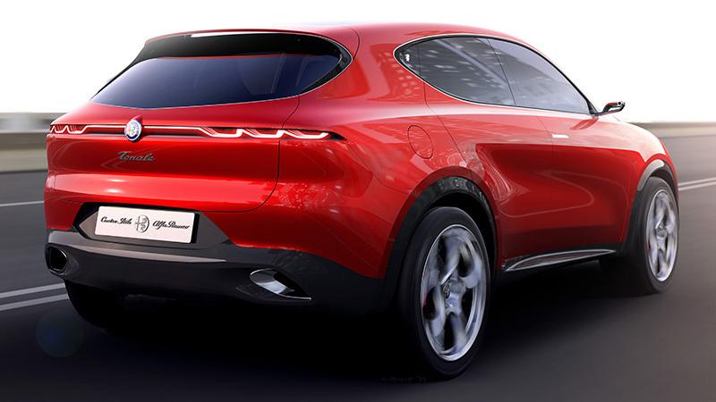 Foto de - alfa-romeo tonale-concept-car
