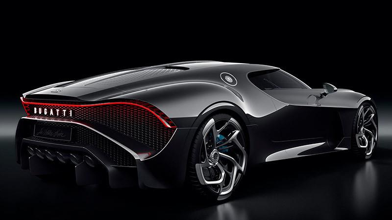 Foto de - bugatti la-voiture-noire 2019