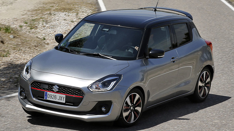 Foto de - suzuki swift 2017