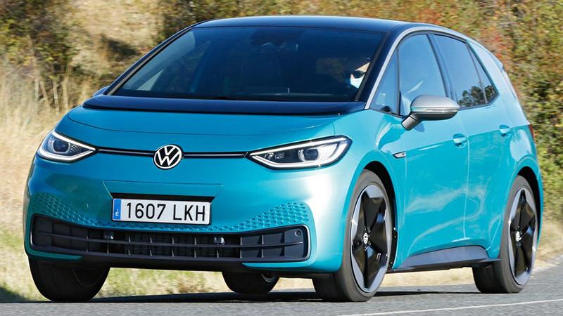 Foto de - volkswagen id3 2020