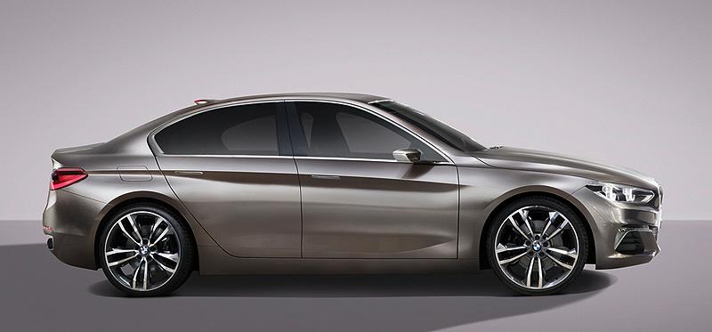 Foto de - bmw concept-compact-sedan-prototipo