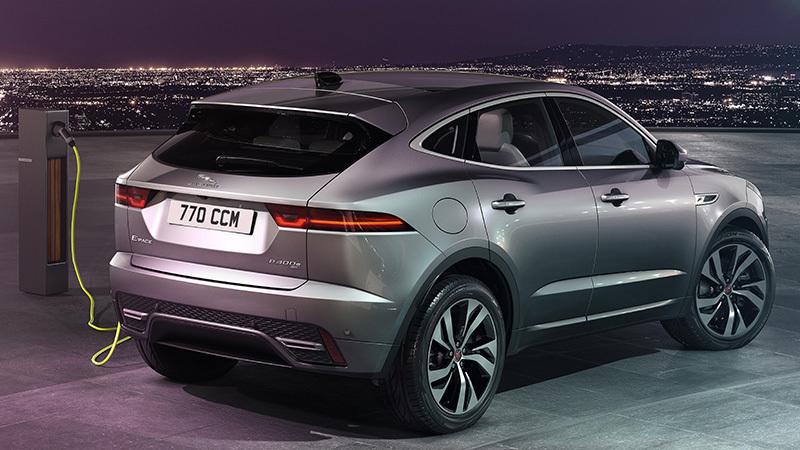 Foto de - jaguar e-pace 2021