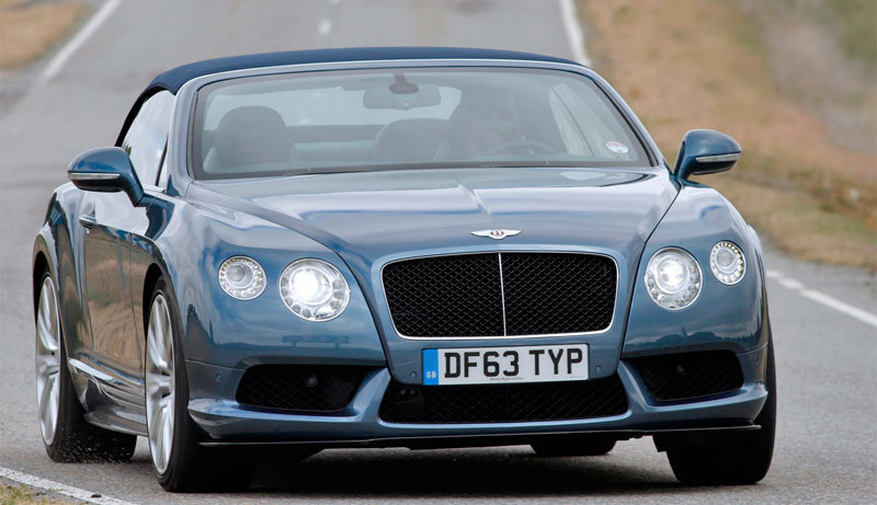 Foto de - bentley continental-gtc 2012