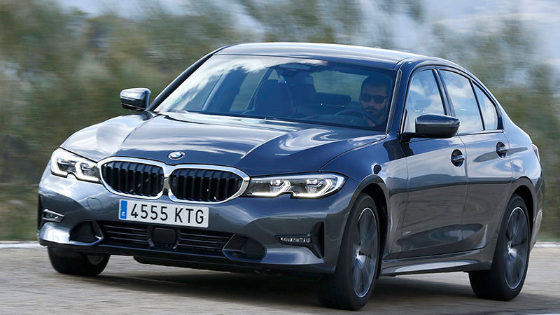 Bmw Serie 3 Berlina 2019 Informacion General Km77 Com