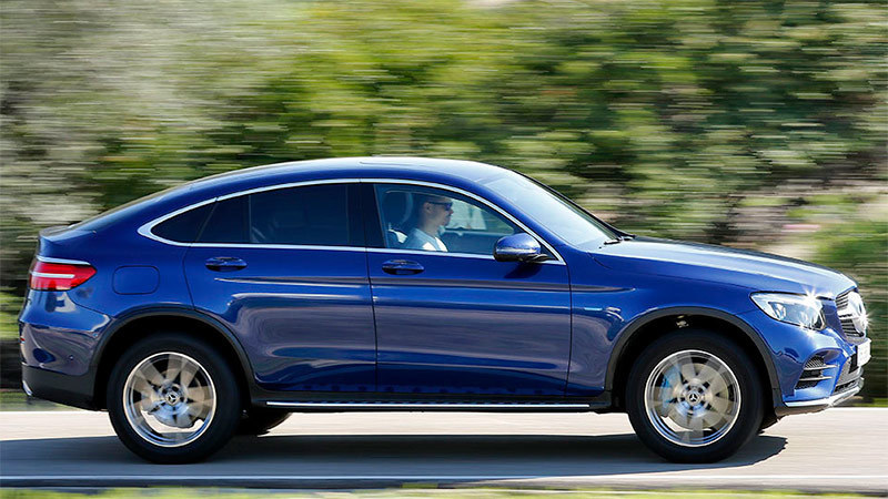 Foto de - mercedes glc-coupe 2017