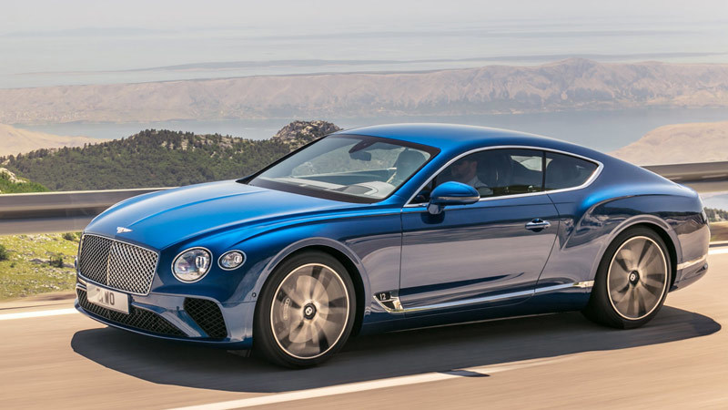 Foto de - bentley continental-gt 2018