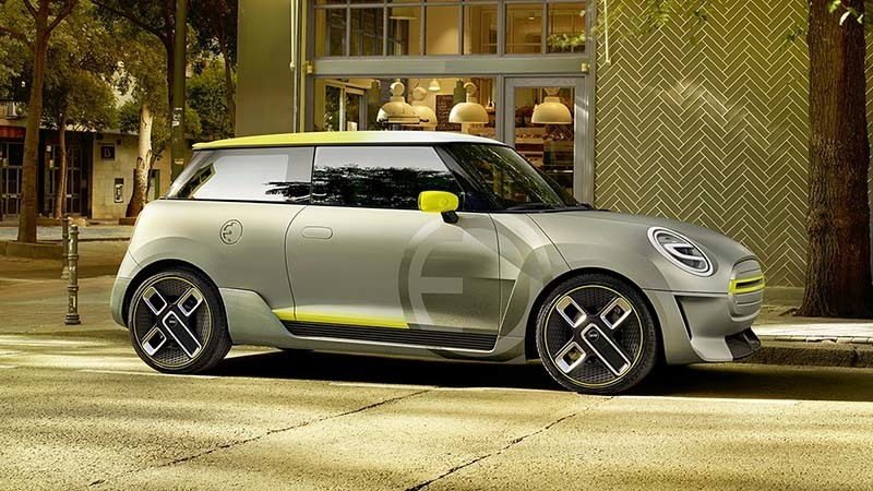 Foto de - mini electric-concept