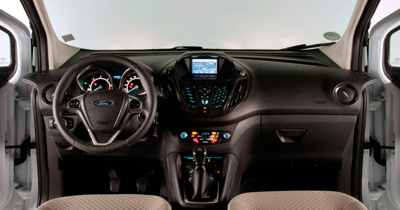 Foto de - ford tourneo-courier 2014