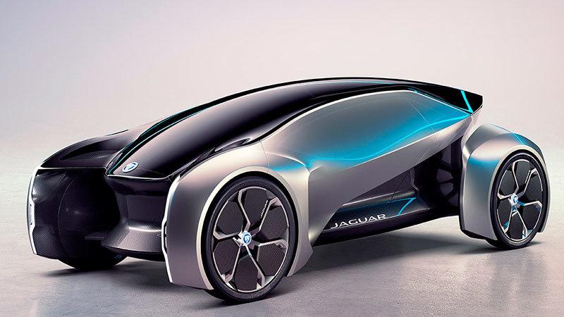 Foto de - jaguar future-type-concept
