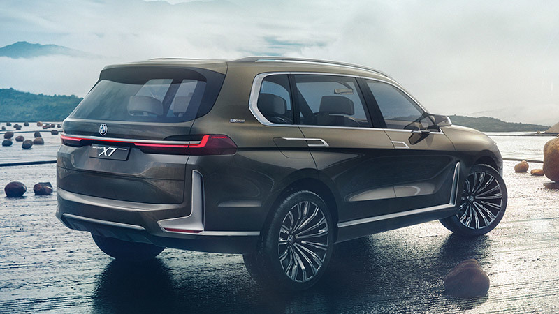 Foto de - bmw concept-x7-iperformance