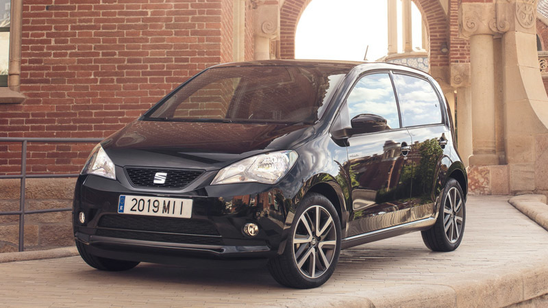 SEAT Mii electric (2020) | Información general