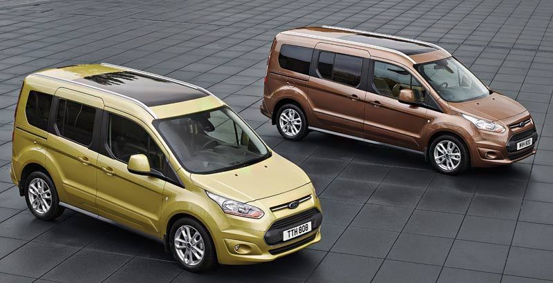 Foto de - ford tourneo-connect 2014