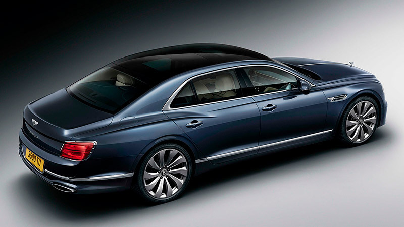 Foto de - bentley flying-spur 2020