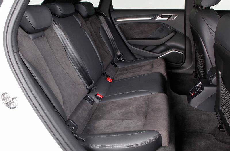 Audi A3 Sportback 2013 Impresiones Del Interior Km77 Com