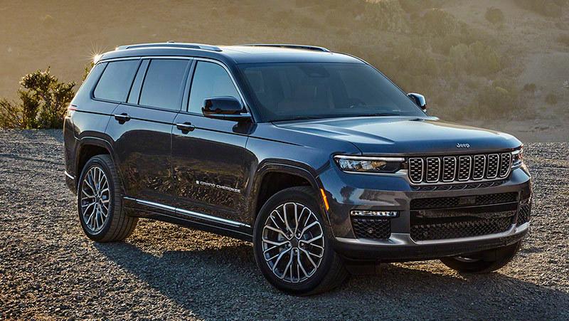 Foto de - jeep grand-cherokee 2021