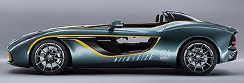 Foto de - aston-martin cc100-speedster-concept