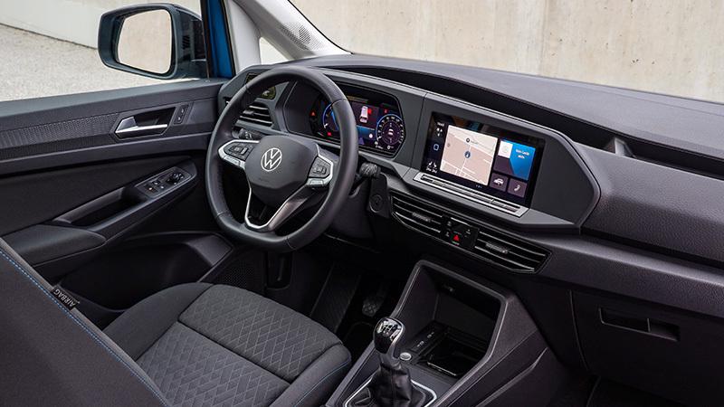 Foto de - volkswagen caddy 2021