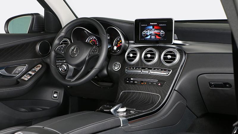 Mercedes benz glc 2016 informaci n general for Mercedes benz glc precio