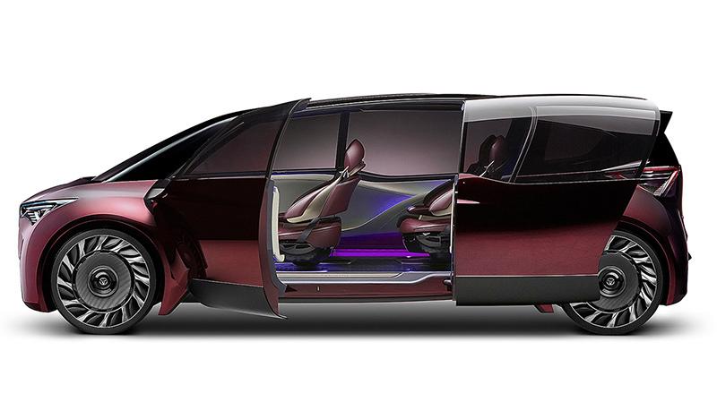 Foto de - toyota fine-comfort-ride-prototipo