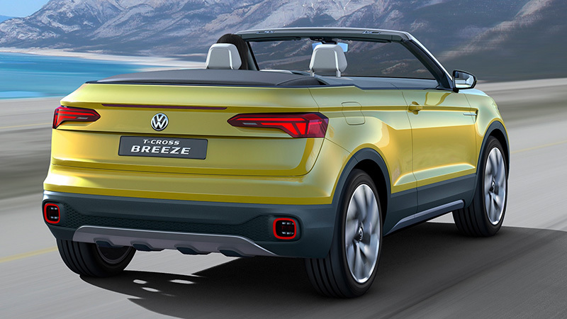 Foto de - volkswagen t-cross-breeze-prototipo