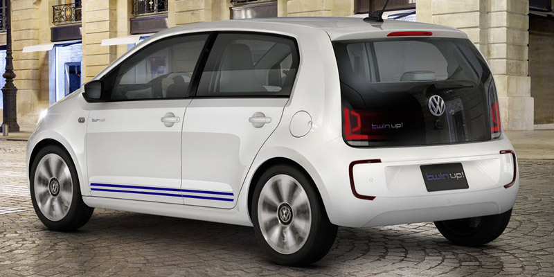 Foto de - volkswagen twin-up-prototipo