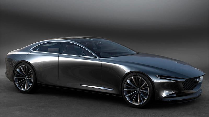Foto de - mazda vision-coupe-prototipo