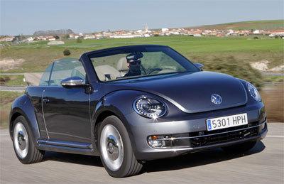 Foto de - volkswagen beetle 2013