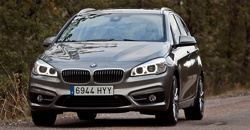 Foto de - bmw serie-2-active-tourer 2014