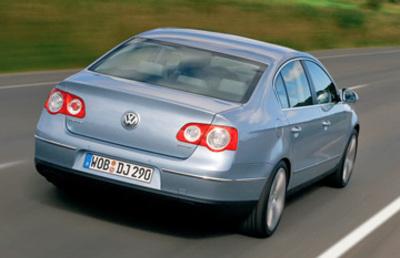 Foto de - volkswagen passat 2005