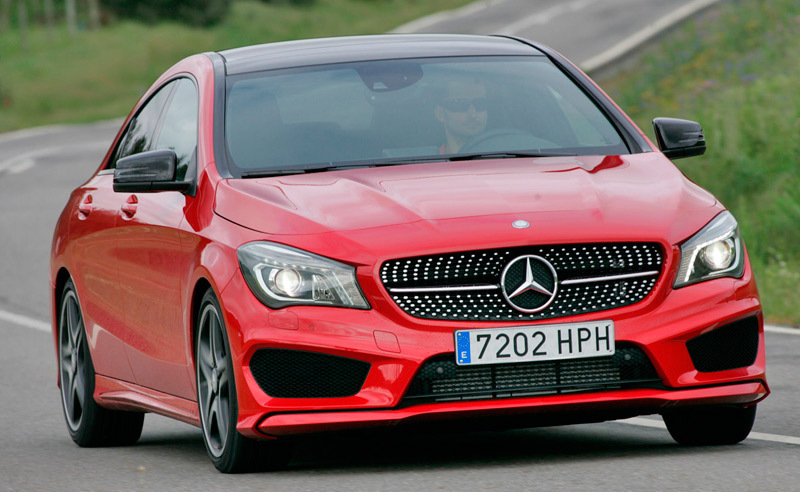 Mercedes-Benz CLA Coupé (2013) | Información general