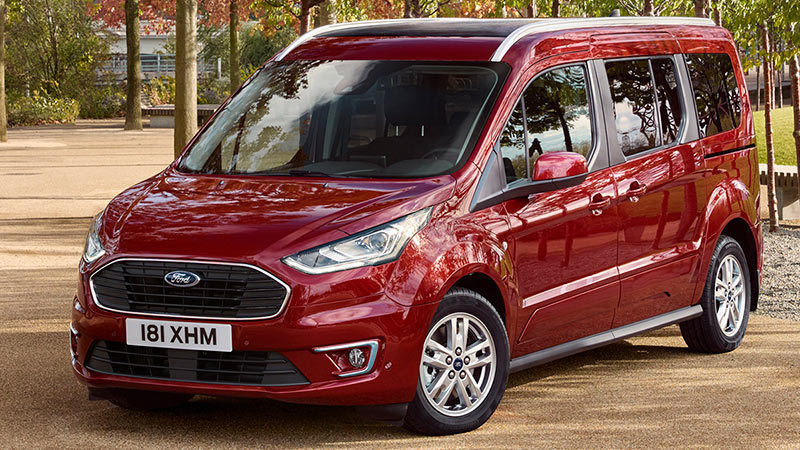 Foto de - ford tourneo-connect 2018