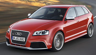 Audi a3 2010 informaci n general for Audi rs3 scheda tecnica