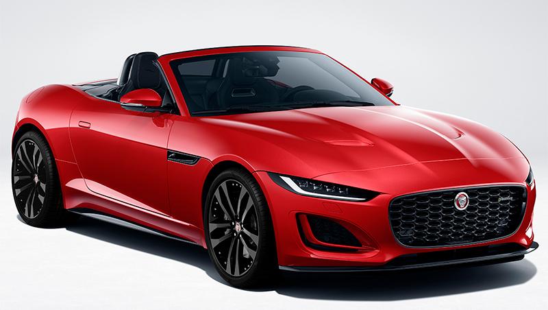 Foto de - jaguar f-type 2020