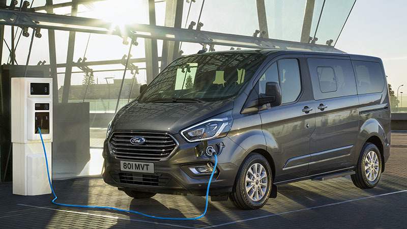 Foto de - ford tourneo-custom 2018