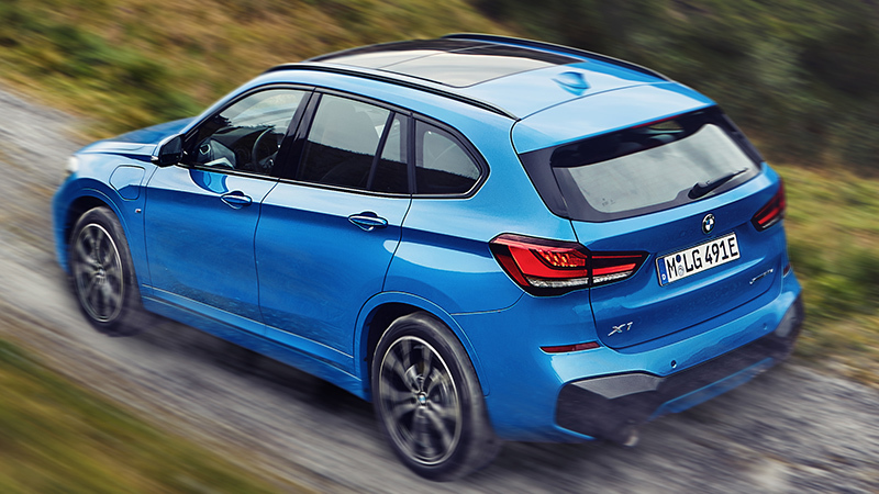 BMW X1 xDrive 25e híbrido enchufable 2020