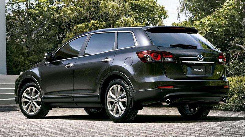 Mazda Cx 9 2014 Informaci 243 N General Km77 Com