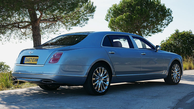 Foto de - bentley mulsanne 2016
