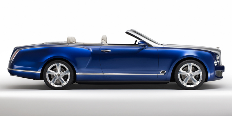 Foto de - bentley grand-convertible-prototipo