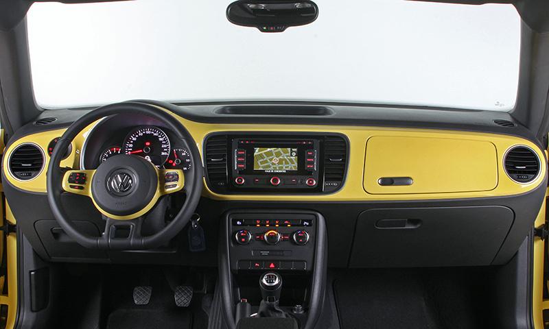Foto de - volkswagen beetle 2012