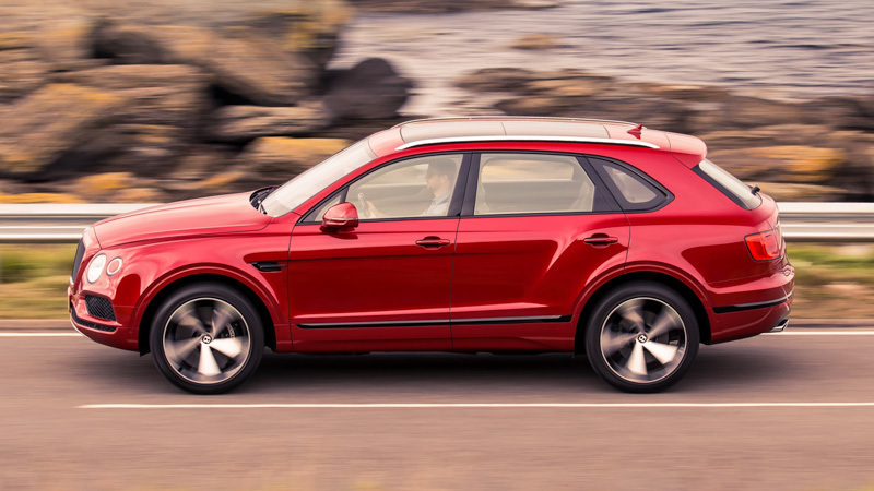 Foto de - bentley bentayga 2016