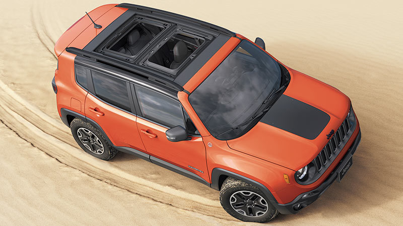 Foto de - jeep renegade 2018