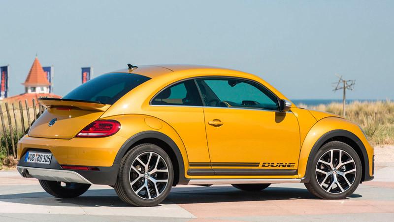 Foto de - volkswagen beetle 2016