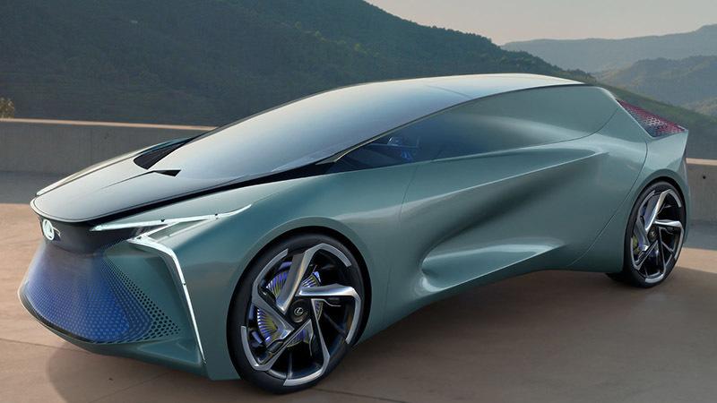 Foto de - lexus lf-30-electrified-concept