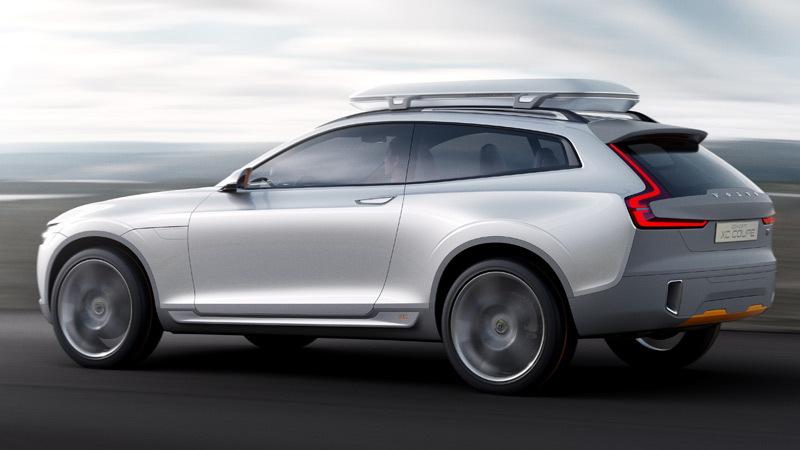 Foto de - volvo xc-coupe-concept-prototipo