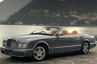 Foto de - bentley azure 2007