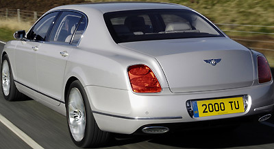 Foto de - bentley continental-flying-spur 2008