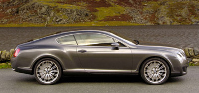 Foto de - bentley continental-gt 2008